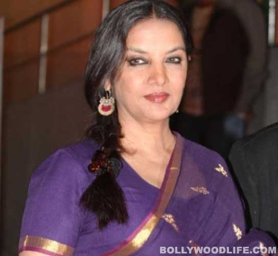Shabana Azmi to be part of a play in UK!