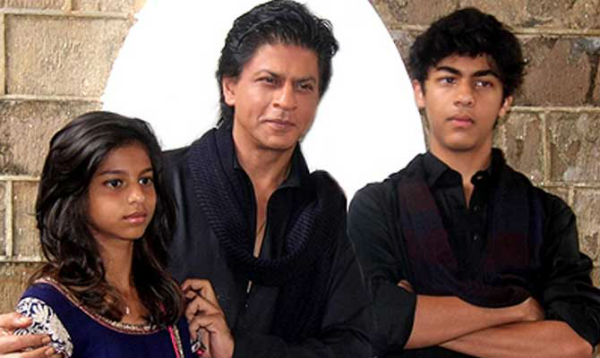 Shah Rukh Khan: I am a movie star,disgrace me but not my kids
