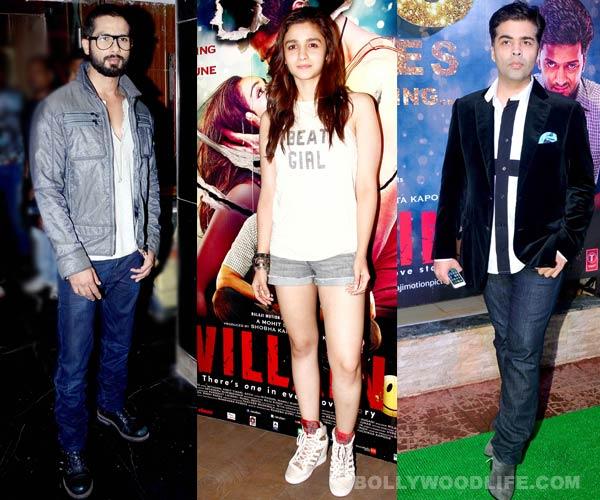 Karan Johar to join Alia Bhatt and Shahid Kapoor in Shaandar?
