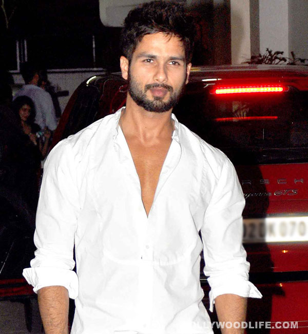 Shahid Kapoor: What Haider is offering people Bang Bang can't offer and vice versa
