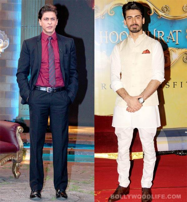 Fawad Khan imitates Shah Rukh Khan on Entertainment Ke Liye Kuch Bhi Karega!