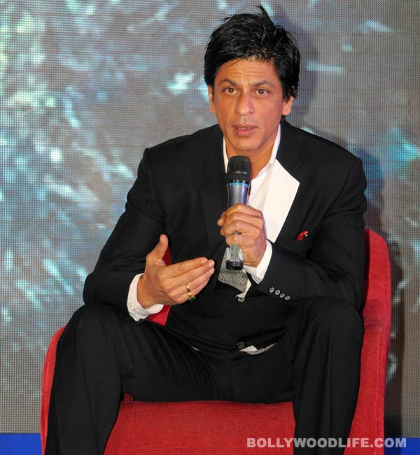 Shah Rukh Khan: My children want me to do more stunts!
