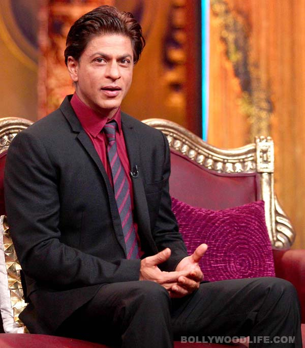 Shah Rukh Khan: There is a side about me which no one knows and nobody needs to know!