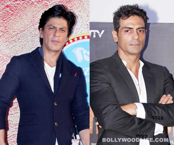 Shah Rukh Khan and Arjun Rampal to work together?