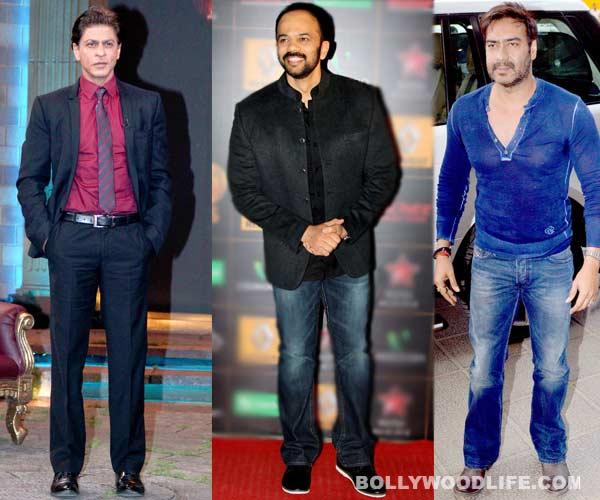 Shah Rukh Khan and Ajay Devgn are similar, reveals Rohit Shetty!