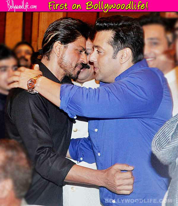 Shah Rukh Khan: Salman Khan and I respect each other!
