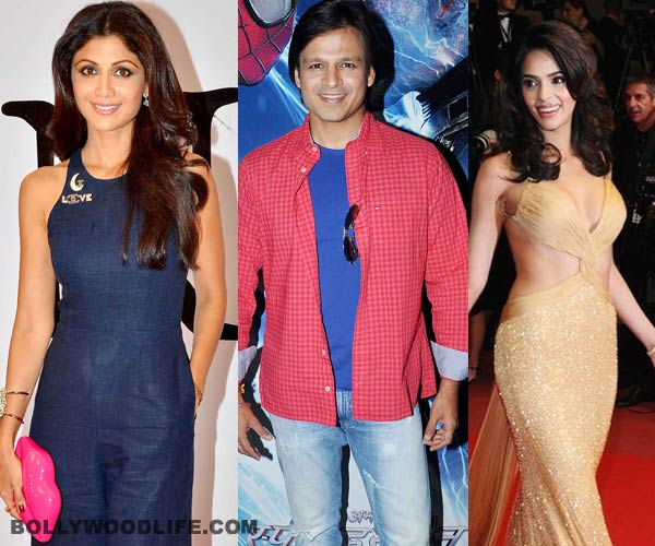Shilpa Shetty, Vivek Oberoi and Mallika Sherawat to feature in a new national anthem video!