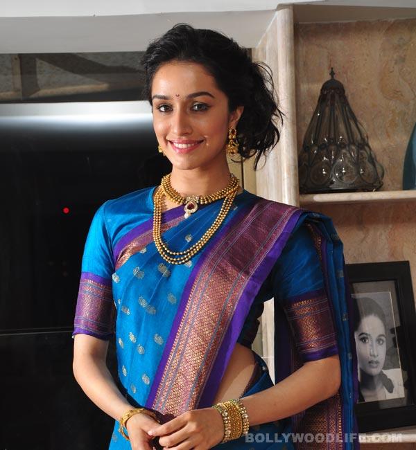 Shraddha Kapoor eagerly waiting for Ganesh Chaturthi!