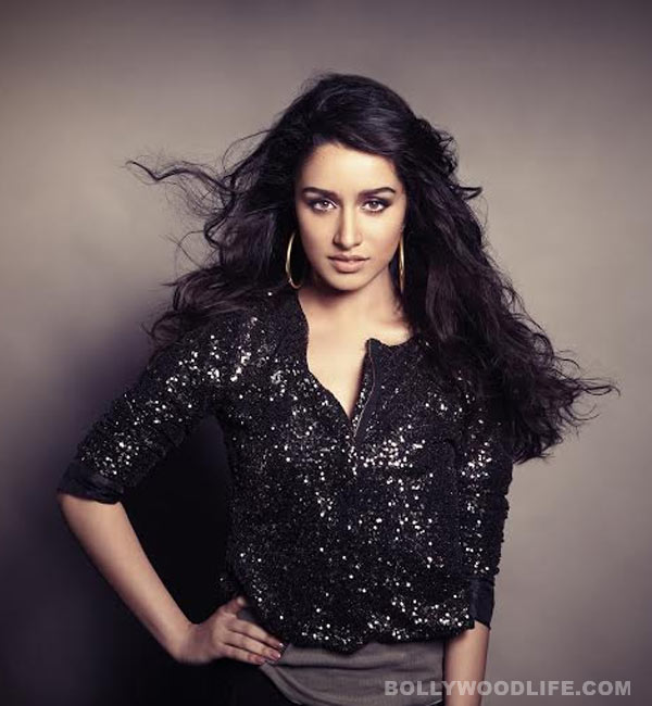 Is Shraddha Kapoor superstitious about the alphabet 'A'?