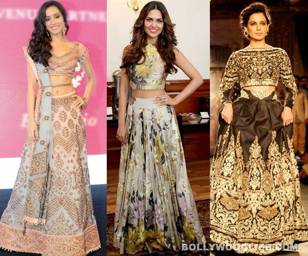 Shraddha Kapoor, Esha Gupta and Kangana Ranaut to set the ramp on fire at India Bridal Week!