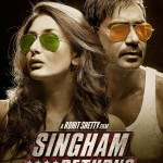 Singham Returns Review: Ajay Devgn's earnest performance saves Rohit Shetty's film!