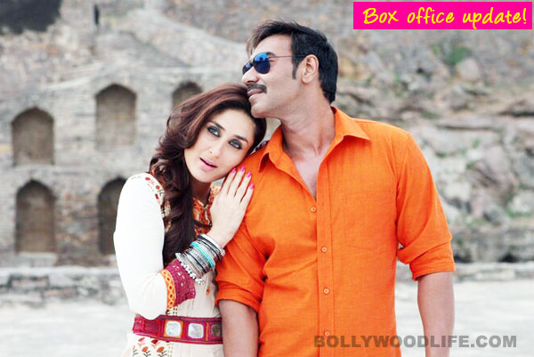 Singham Returns box office collection: Ajay Devgn and Rohit Shetty's film enters the Rs 100 crore club