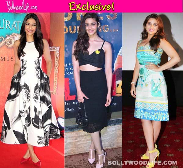 Alia Bhatt feels that Sonam Kapoor and Parineeti Chopra have the best hair in Bollywood!