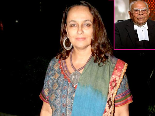 Soni Razdan's Love Affair to include character inspired by Ram Jethmalani?