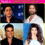 Ganesh Chaturthi 2014: Shah Rukh Khan, Akshay Kumar, Priyanka Chopra, Shahid Kapoor celebrate Ganpati!