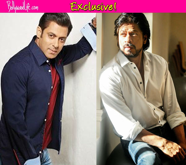 Shah Rukh Khan: I am bored of answering questions about Salman Khan and me