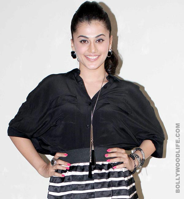 Taapsee Pannu to walk the ramp at Lakme Fashion Week!