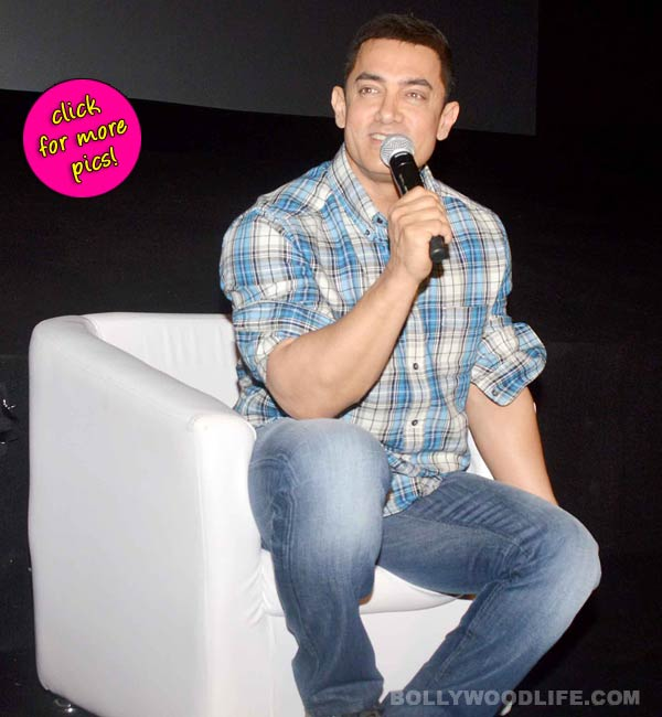Aamir Khan launches a new season of Satyamev Jayate- View pics!