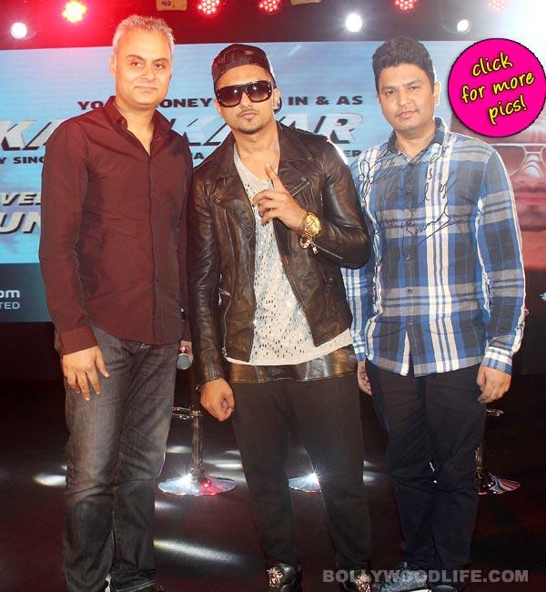 Yo Yo Honey Singh at the launch of song Desi Kalakaar-view pics!