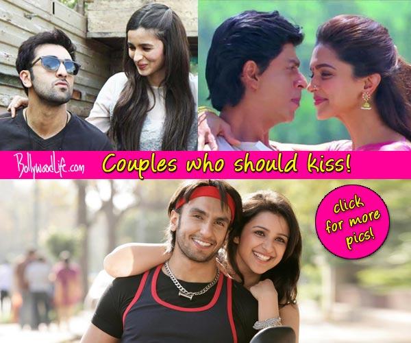 Shah Rukh Khan-Deepika Padukone, Aamir Khan-Anushka Sharma- Couples that should kiss onscreen