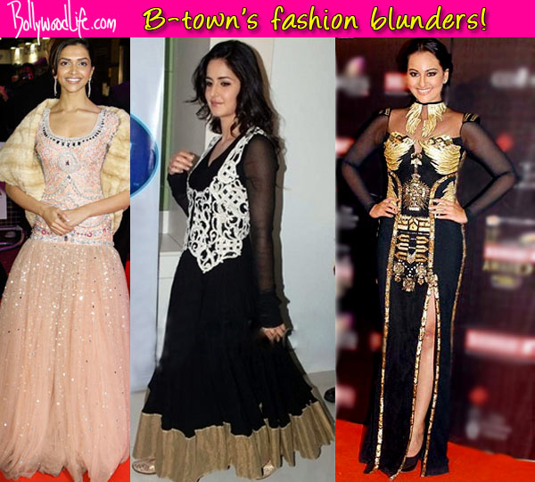 When Deepika Padukone, Aishwarya Rai Bachchan and Katrina Kaif made fashion blunders...