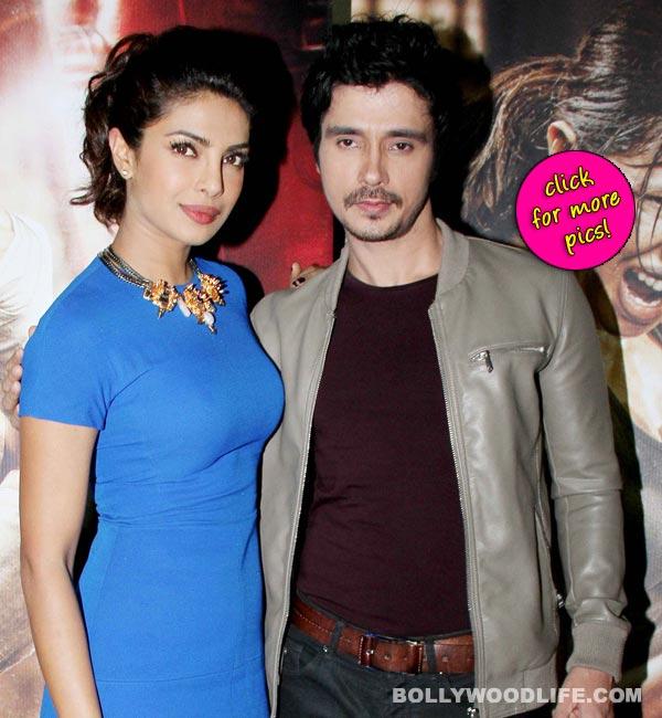 Priyanka Chopra promotes Mary Kom at The Front Row show- View pics!
