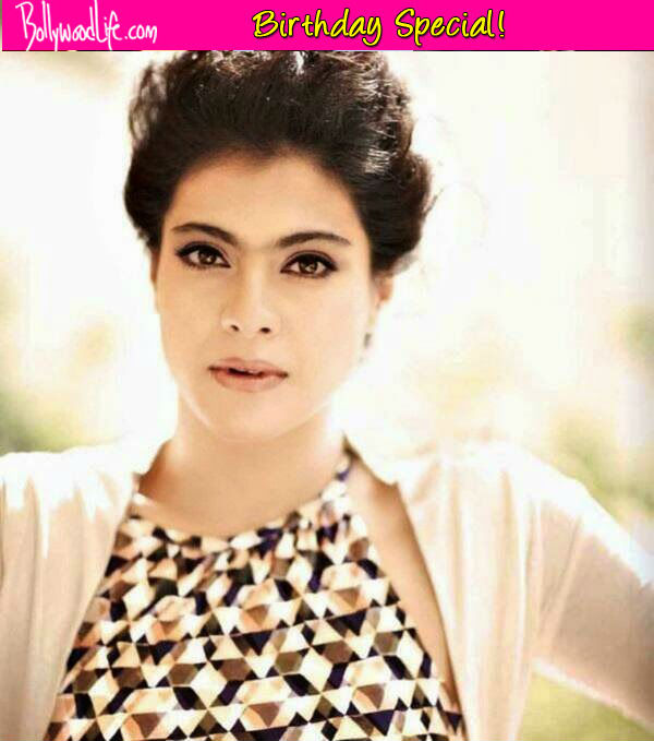 Birthday special: A look back at Kajol's five best films