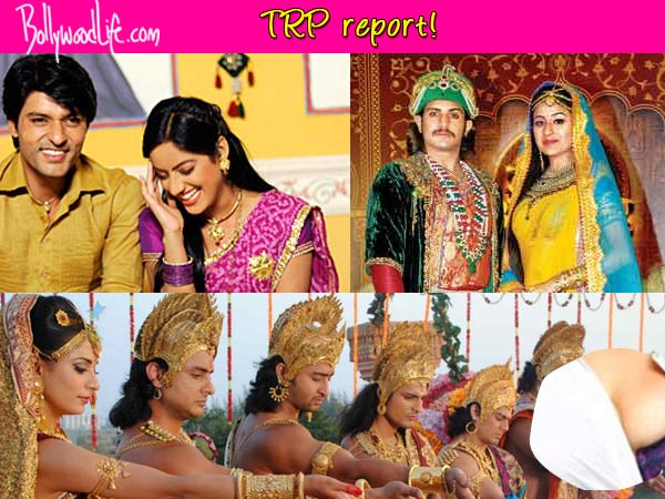 Diya Aur Baati Hum, Mahabharat and Jodha Akbar take the top spots – Read full TRP report!