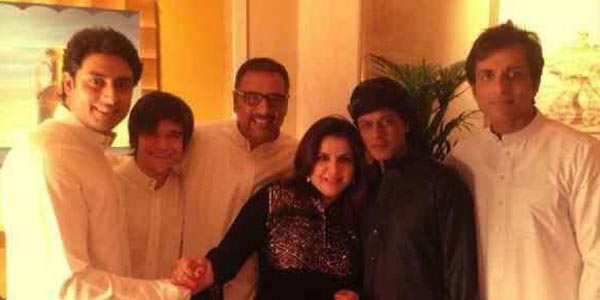 Vivaan Shah: Farah Khan is like a mother, Shah Rukh Khan is a guiding light