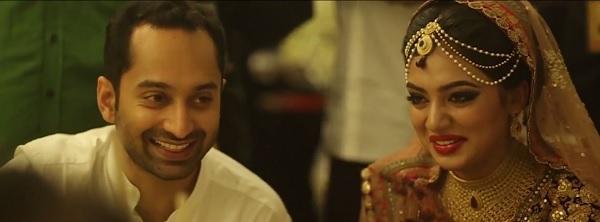 Fahadh Fazil-Nazriya Nazim wedding trailer out - Watch video!