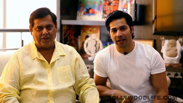Varun Dhawan: My dad, my hero!