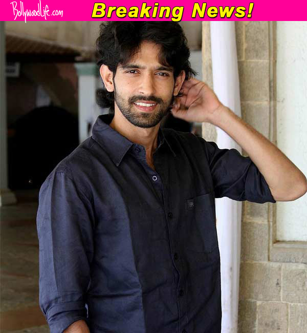 BREAKING NEWS: Vikrant Massey is engaged?