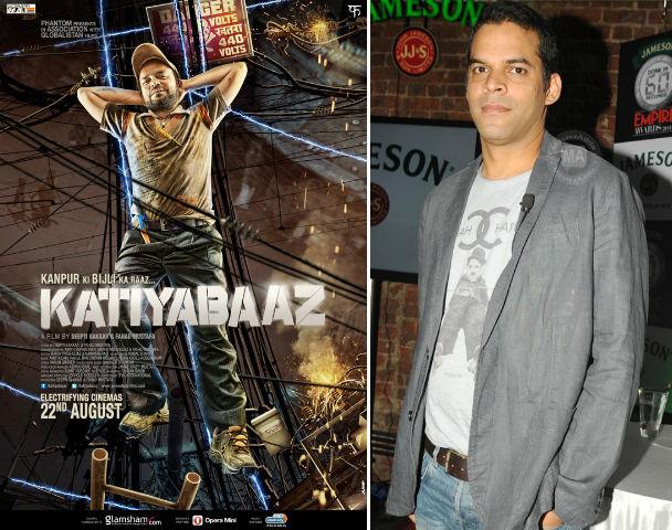 Vikramaditya Motwane shoots special promotional music video for Katiyabaaz