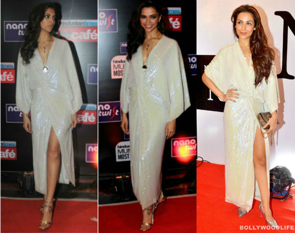 Deepika Padukone or Malaika Arora Khan: Who wore the DvF dress better?