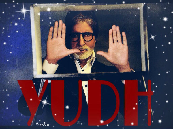 Telly Producers reason out why Amitabh Bachchan's Yudh failed to garner enough TRPs