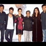 Shahid Kapoor, Shraddha Kapoor, Vivek Oberoi, Irrfan Khan, Pankaj Kapur and Tabu launch Vishal Bhardwaj's books!