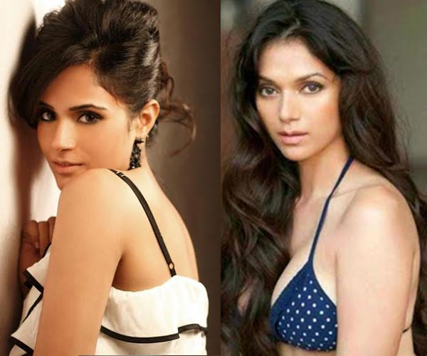 Richa Chadda and Aditi Rao Hydari to play Paro and Chandramukhi in Sudhir Mishra's Pyaas