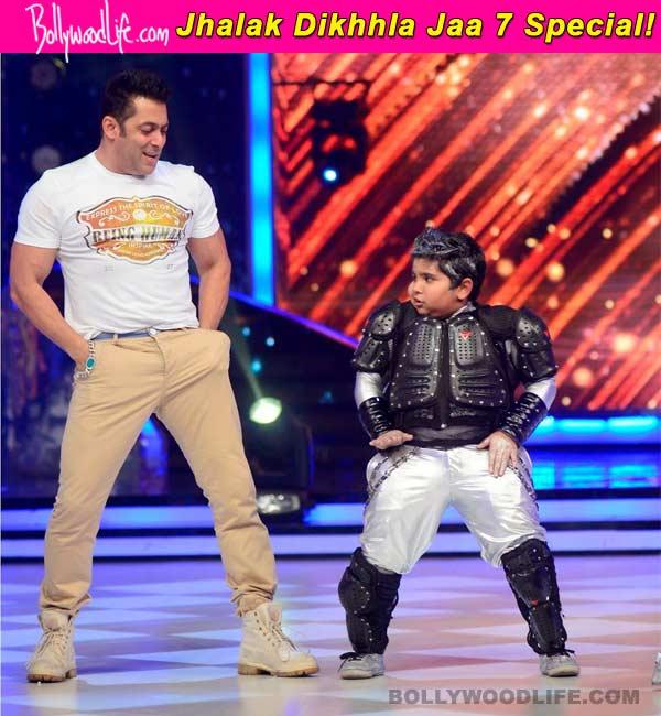Jhalak Dikhhla Jaa 7′s Akshat Singh: I wish to work with Salman Khan in a film