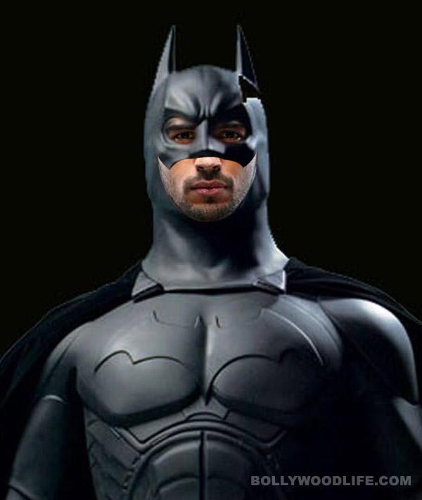 Sidharth Malhotra to be Bollywood's first Batman?