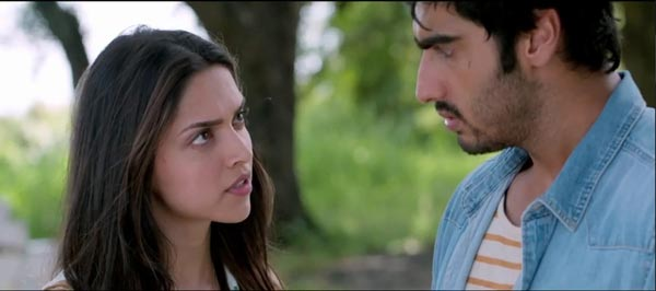 Finding Fanny dialogue promo: Why does Deepika Padukone slap Arjun Kapoor?