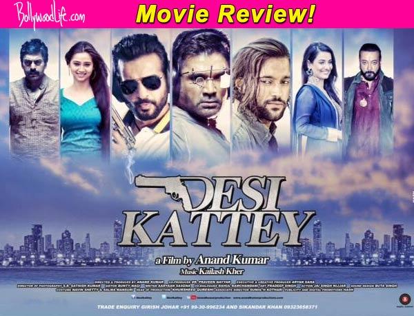 Desi Kattey movie review: Suniel Shetty, Ashutosh Rana and Jay Bhanushali's so-called sports film is a torture!