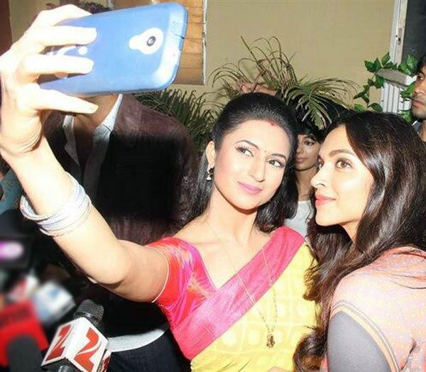 What happened when Divyanka Tripathi met Deepika Padukone ...