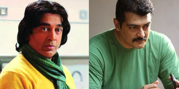 Kamal Haasan's Viswaroopam 2 to clash with Ajith's Thala 55?