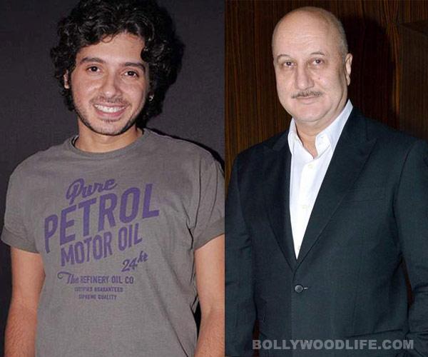 Divyendu Sharma: It's a treat to work with Anupam Kher!
