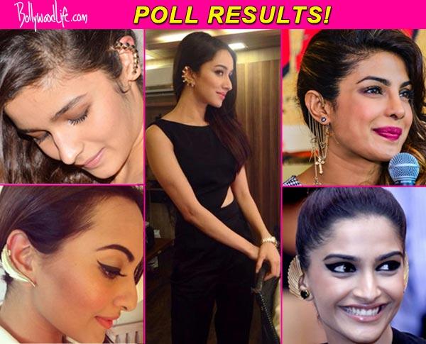 Shraddha Kapoor rocks earcuffs best, say fans!
