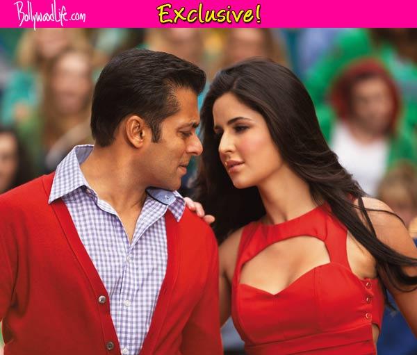 Why is Katrina Kaif praising Salman Khan these days?