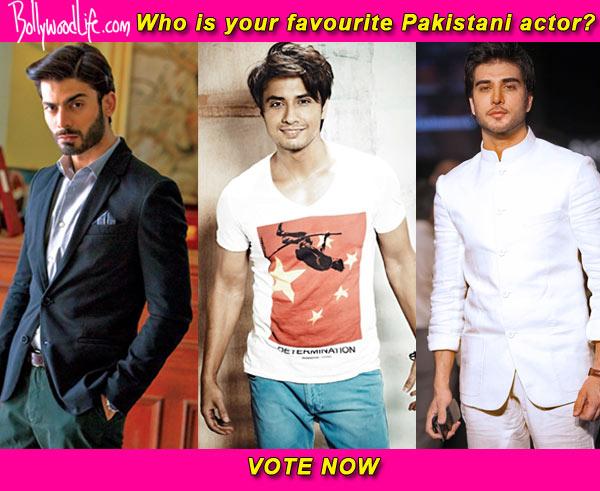 Ali Zafar, Fawad Khan or Imran Abbas Naqvi – who is your favorite Pakistani hero?