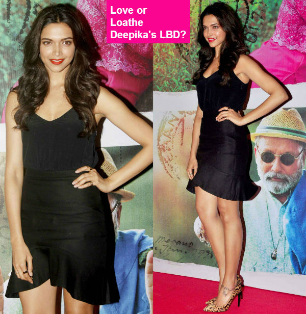 Love it or Loathe it: Deepika Padukone in & Other Stories and Ralph Lauren