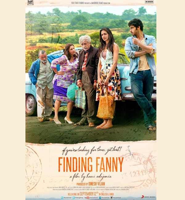 Deepika Padukone and Arjun Kapoor's Finding Fanny to screen at Busan International Film Festival!
