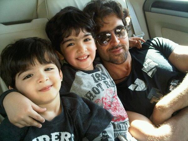 Hrithik Roshan to organise a special screening of Bang Bang for his kids!